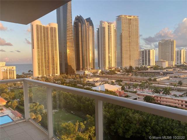 230 174th St #1602, Sunny Isles Beach, FL 33160 (MLS #A10940223) :: Ray De Leon with One Sotheby's International Realty