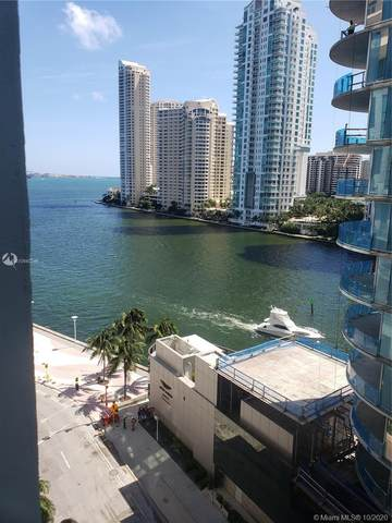 300 S Biscayne Blvd L-1004, Miami, FL 33131 (MLS #A10940245) :: Ray De Leon with One Sotheby's International Realty