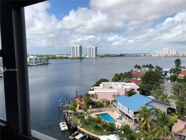 2903 N Miami Beach Blvd #1009, North Miami Beach, FL 33160 (MLS #A10940302) :: The Jack Coden Group