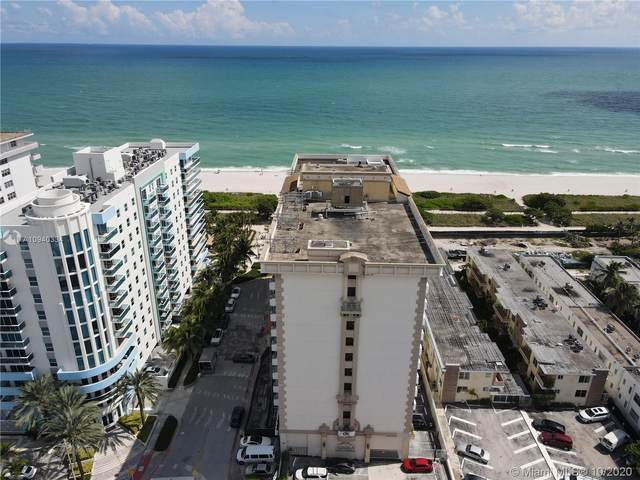 9195 Collins Ave #404, Surfside, FL 33154 (MLS #A10940334) :: The Jack Coden Group