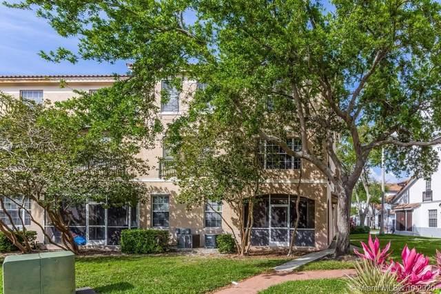 741 SW 148th Ave #702, Sunrise, FL 33325 (MLS #A10940378) :: Carole Smith Real Estate Team