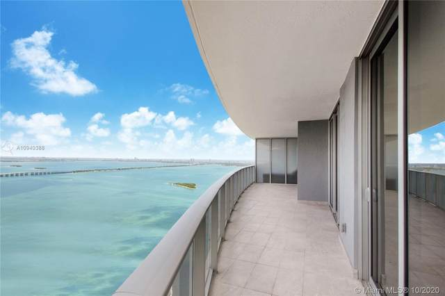 488 NE 18th St #4805, Miami, FL 33132 (MLS #A10940388) :: The Pearl Realty Group