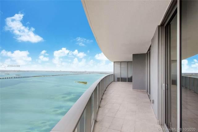 488 NE 18th St #4805, Miami, FL 33132 (MLS #A10940388) :: Berkshire Hathaway HomeServices EWM Realty
