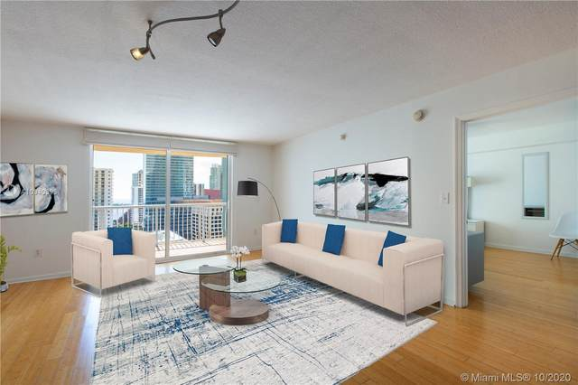 1200 Brickell Bay Dr #2319, Miami, FL 33131 (MLS #A10940393) :: Prestige Realty Group