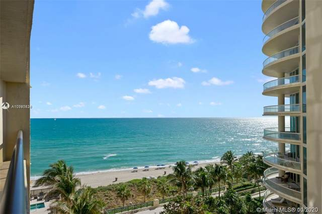 16275 Collins Ave #703, Sunny Isles Beach, FL 33160 (MLS #A10940434) :: Patty Accorto Team