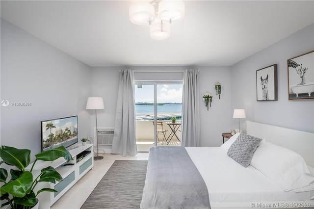7904 West Dr #410, North Bay Village, FL 33141 (MLS #A10940495) :: Castelli Real Estate Services