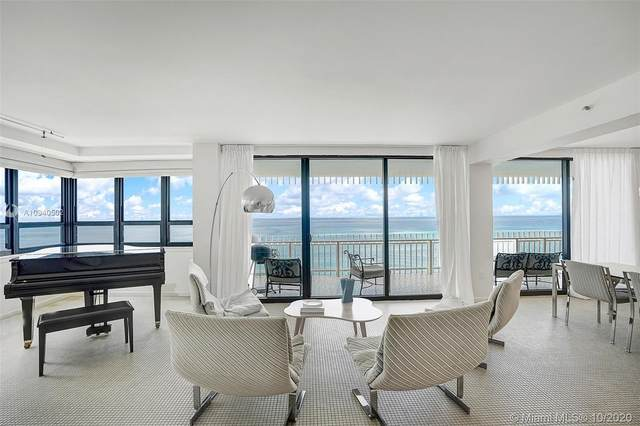 10205 Collins Ave. #1508, Bal Harbour, FL 33154 (MLS #A10940502) :: Green Realty Properties