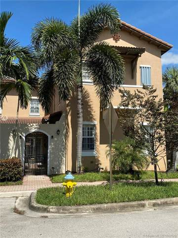 14601 SW 11th Ct #14601, Pembroke Pines, FL 33027 (MLS #A10940510) :: The Pearl Realty Group