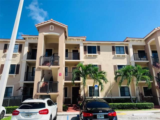 22541 SW 88th Pl 203-6, Cutler Bay, FL 33190 (MLS #A10940564) :: Carole Smith Real Estate Team