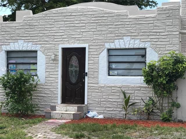 2516 Cleveland St, Hollywood, FL 33020 (MLS #A10940583) :: Berkshire Hathaway HomeServices EWM Realty