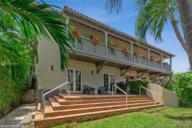 350 W Heather Dr, Key Biscayne, FL 33149 (MLS #A10940639) :: Berkshire Hathaway HomeServices EWM Realty