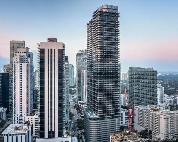 1000 Brickell Plz Ph5103, Miami, FL 33131 (MLS #A10940655) :: Carole Smith Real Estate Team