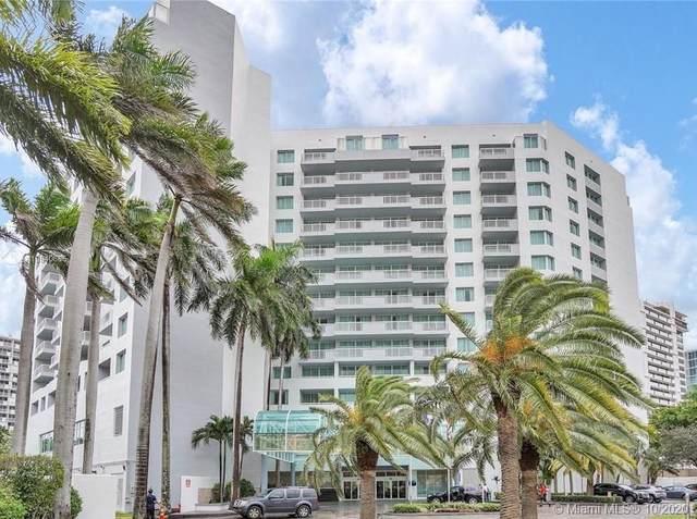 2670 E Sunrise Blvd #1207, Fort Lauderdale, FL 33304 (MLS #A10940665) :: Patty Accorto Team