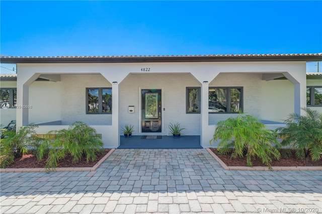 4822 Adams St, Hollywood, FL 33021 (MLS #A10940698) :: Re/Max PowerPro Realty