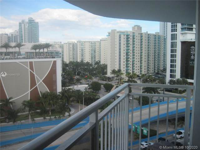 1801 S Ocean Dr #1036, Hallandale Beach, FL 33009 (MLS #A10940703) :: Prestige Realty Group