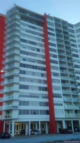1301 NE Miami Gardens Dr 705W, Miami, FL 33179 (MLS #A10940714) :: Patty Accorto Team