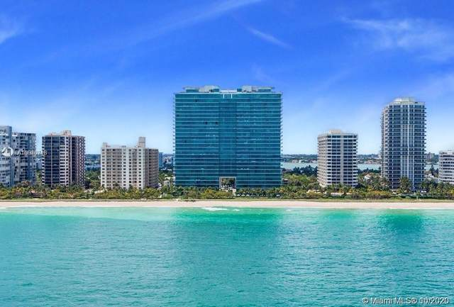 10201 Collins Ave #905, Bal Harbour, FL 33154 (MLS #A10940743) :: Ray De Leon with One Sotheby's International Realty