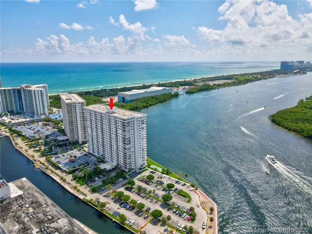 500 Bayview Dr #1523, Sunny Isles Beach, FL 33160 (MLS #A10940772) :: The Jack Coden Group