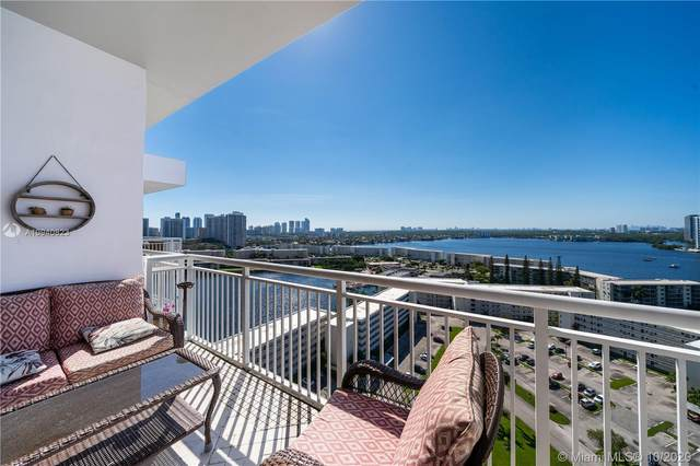 18021 Biscayne Blvd Ph04, Aventura, FL 33160 (MLS #A10940823) :: Ray De Leon with One Sotheby's International Realty