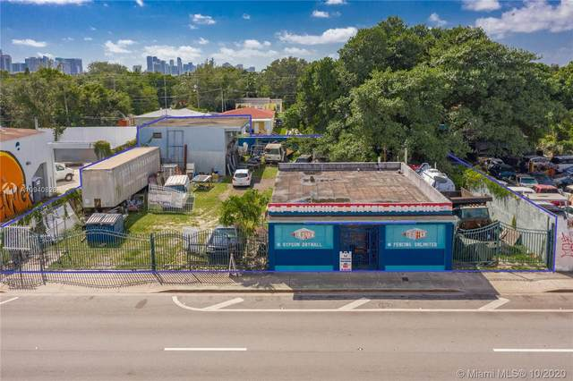 554 NW 54th St, Miami, FL 33127 (MLS #A10940826) :: Re/Max PowerPro Realty