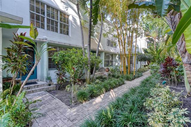 2921 Sheridan Ave, Miami Beach, FL 33140 (MLS #A10940861) :: Berkshire Hathaway HomeServices EWM Realty
