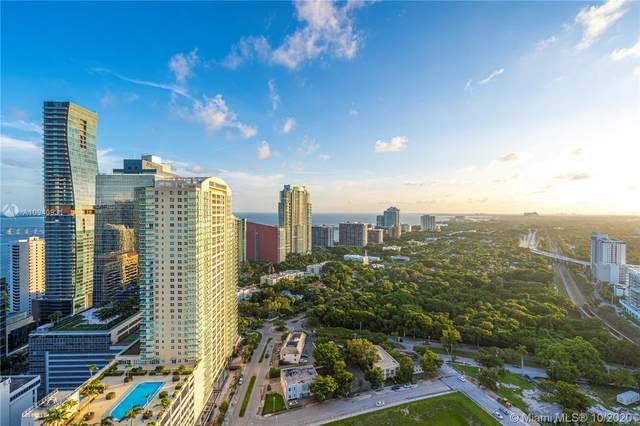1300 S Miami Ave #3206, Miami, FL 33130 (MLS #A10940931) :: Berkshire Hathaway HomeServices EWM Realty