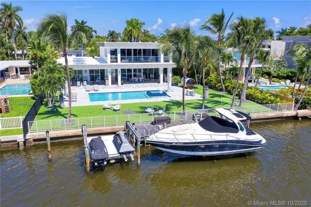 1034 N Northlake Dr, Hollywood, FL 33019 (MLS #A10940972) :: Berkshire Hathaway HomeServices EWM Realty