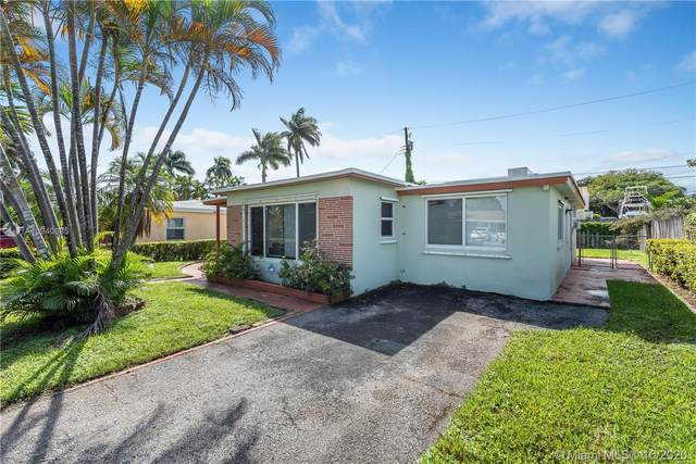 125 NE 1st Ct, Dania Beach, FL 33004 (MLS #A10940985) :: Dalton Wade Real Estate Group