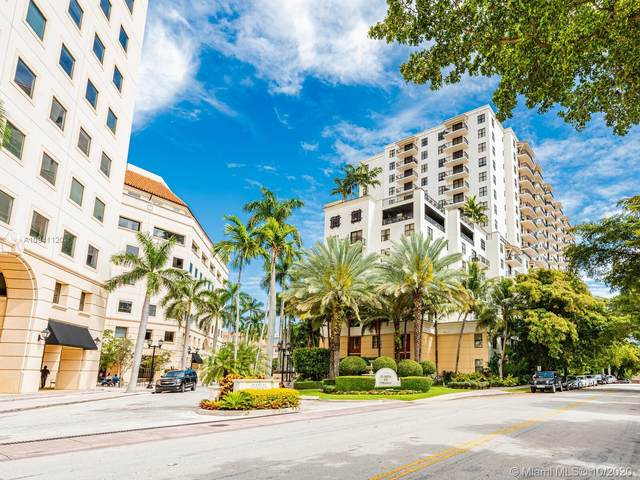888 S Douglas Rd #405, Coral Gables, FL 33134 (MLS #A10941120) :: Berkshire Hathaway HomeServices EWM Realty