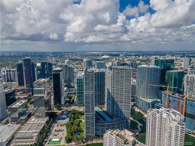 485 Brickell Ave #4511, Miami, FL 33131 (MLS #A10941173) :: Prestige Realty Group