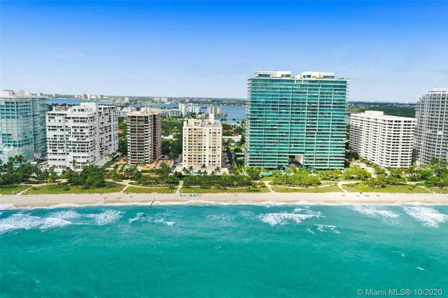 10185 Collins Ave #818, Bal Harbour, FL 33154 (MLS #A10941180) :: Berkshire Hathaway HomeServices EWM Realty