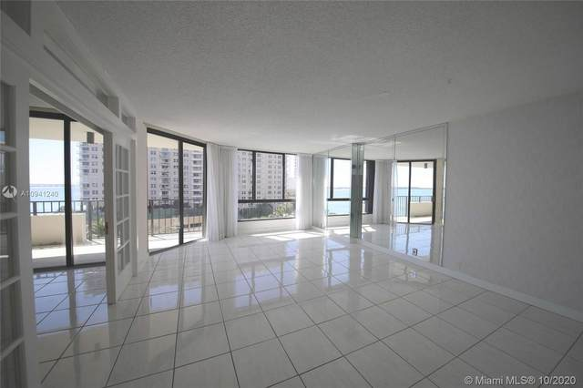 520 Brickell Key Dr A707, Miami, FL 33131 (MLS #A10941240) :: The Pearl Realty Group