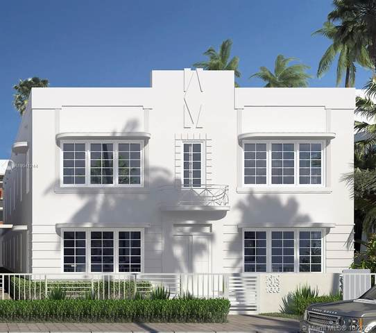 1610 Euclid Ave A-108, Miami Beach, FL 33139 (MLS #A10941244) :: Green Realty Properties