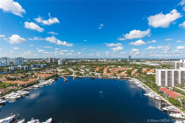 21055 Yacht Club Dr #2608, Aventura, FL 33180 (MLS #A10941309) :: Prestige Realty Group