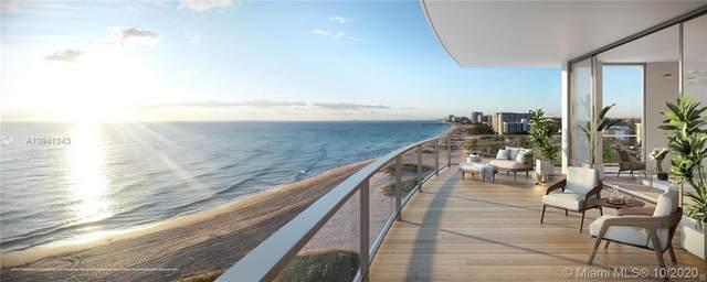 1116 N Ocean Blvd #1202, Pompano Beach, FL 33062 (MLS #A10941343) :: Prestige Realty Group