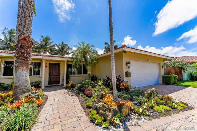 4121 NE 22nd Ter, Lighthouse Point, FL 33064 (MLS #A10941359) :: Castelli Real Estate Services