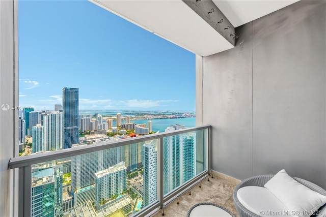 1425 Brickell Ave 64C, Miami, FL 33131 (MLS #A10941373) :: The Pearl Realty Group