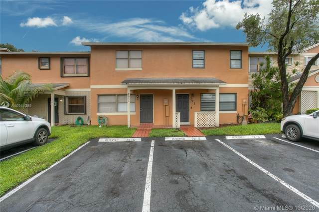 731 NW 106th Ave #731, Pembroke Pines, FL 33026 (MLS #A10941389) :: Re/Max PowerPro Realty
