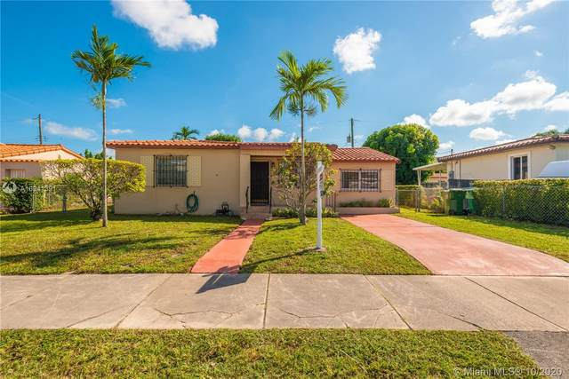 3974 NW 4th Ter, Miami, FL 33126 (MLS #A10941391) :: THE BANNON GROUP at RE/MAX CONSULTANTS REALTY I