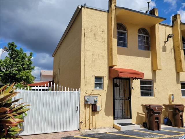 1025 W 77th St A, Hialeah, FL 33014 (MLS #A10941426) :: Berkshire Hathaway HomeServices EWM Realty