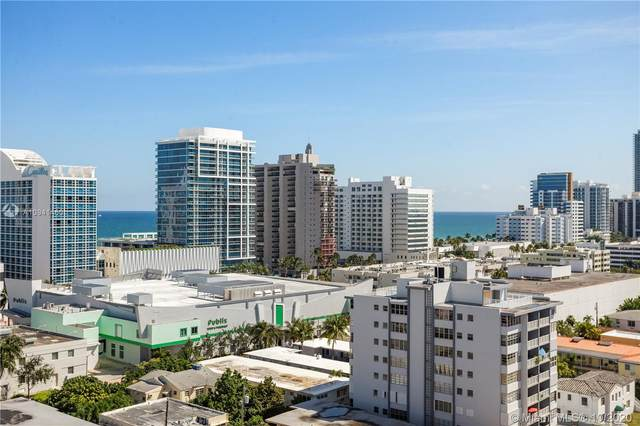 401 69th St #1404, Miami Beach, FL 33141 (MLS #A10941460) :: Douglas Elliman