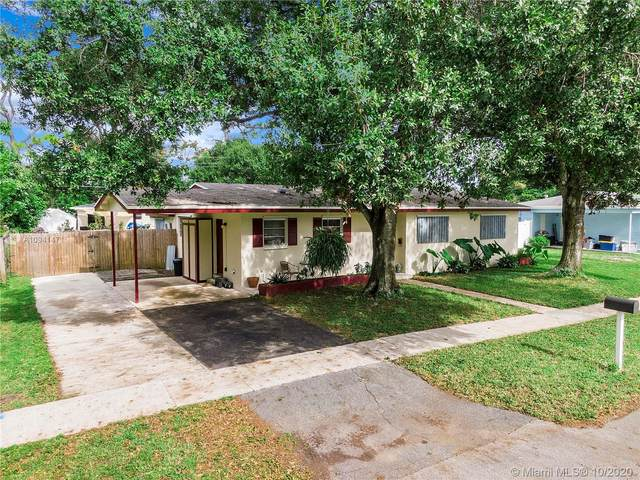 1048 SW 47th Ave, Plantation, FL 33317 (MLS #A10941471) :: Green Realty Properties