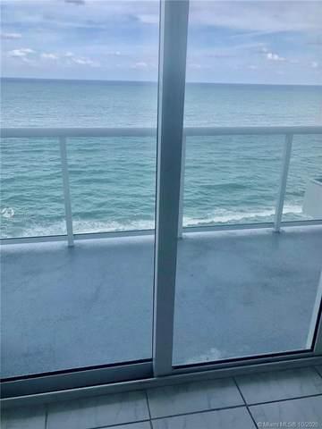 3140 S Ocean Dr #1505, Hallandale Beach, FL 33009 (MLS #A10941489) :: Prestige Realty Group