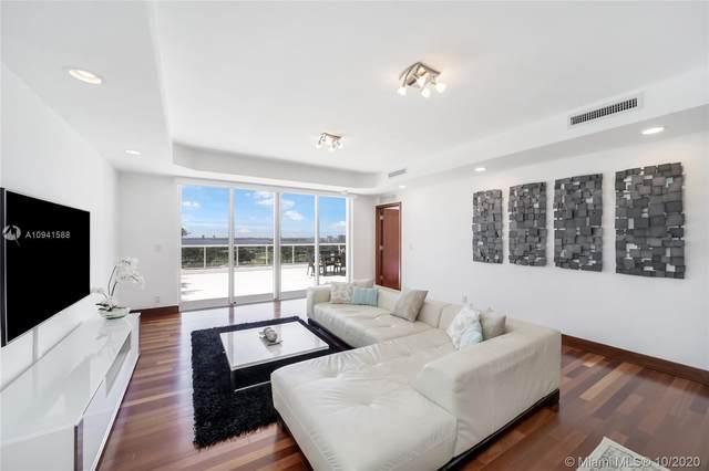 5600 Collins Ave Ph-B, Miami Beach, FL 33140 (MLS #A10941588) :: Berkshire Hathaway HomeServices EWM Realty