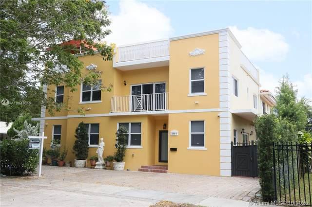 3342 SW 29 St, Miami, FL 33133 (MLS #A10941646) :: Berkshire Hathaway HomeServices EWM Realty