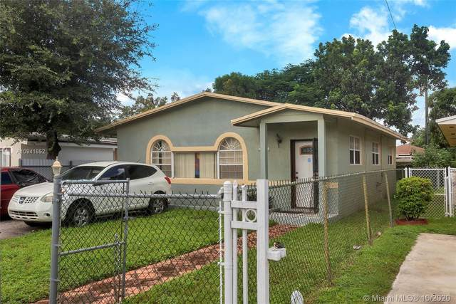 2981 NW 57th St, Miami, FL 33142 (MLS #A10941652) :: Berkshire Hathaway HomeServices EWM Realty