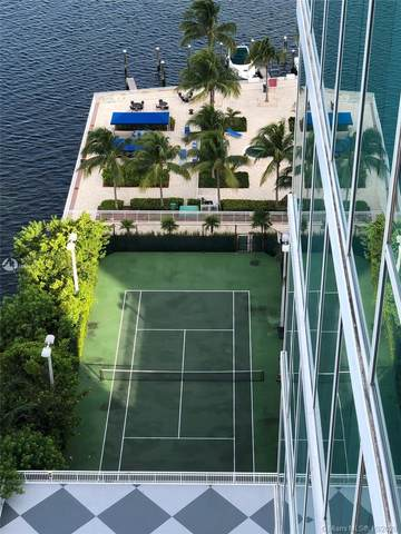 2101 SE Brickell Ave #1705, Miami, FL 33129 (MLS #A10941670) :: Albert Garcia Team
