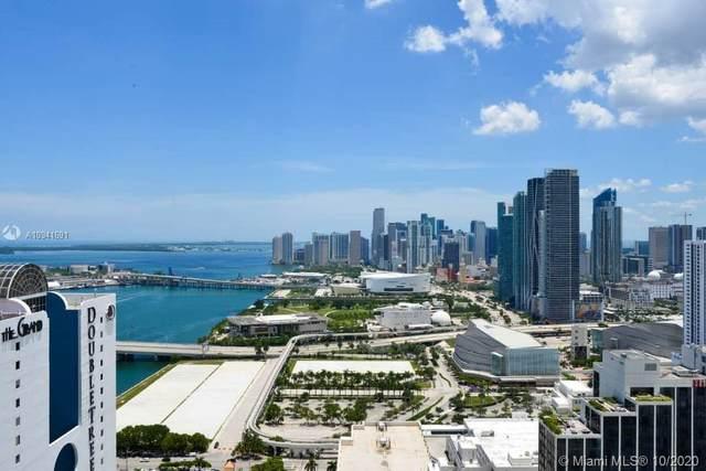 1750 N Bayshore Dr #4414, Miami, FL 33132 (MLS #A10941691) :: Berkshire Hathaway HomeServices EWM Realty
