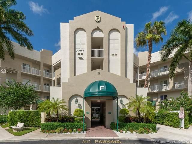 7727 Southampton Ter #301, Tamarac, FL 33321 (MLS #A10941748) :: Berkshire Hathaway HomeServices EWM Realty