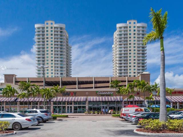 1755 E Hallandale Beach Blvd 706E, Hallandale Beach, FL 33009 (MLS #A10941786) :: Berkshire Hathaway HomeServices EWM Realty